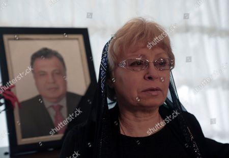 Editorial picture of Russian Ambassador, Ankara, Turkey - 10 Jan 2017