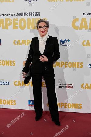 Editorial photo of 'Campeones' film premiere, Madrid, Spain - 03 Apr 2018