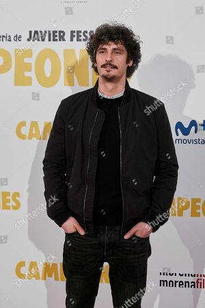 Stock Photo of Antonio Pagudo