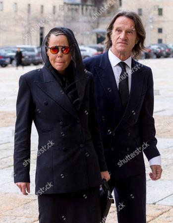 Princess Kalina of Bulgaria and husband Kitin Munoz