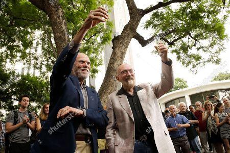 Editorial photo of Nobel Physics, Pasadena, USA - 3 Oct 2017