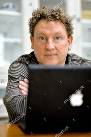 Editorial photo of Ashley Pharoah, writer of Life on Mars and Ashes to Ashes - 02 Mar 2009