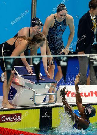 Editorial photo of Swimming Worlds, Budapest, Hungary - 30 Jul 2017