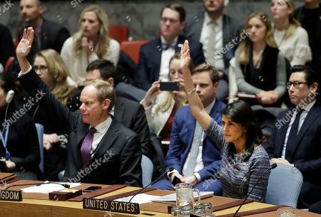 Editorial picture of UN North Korea Sanctions - 22 Dec 2017