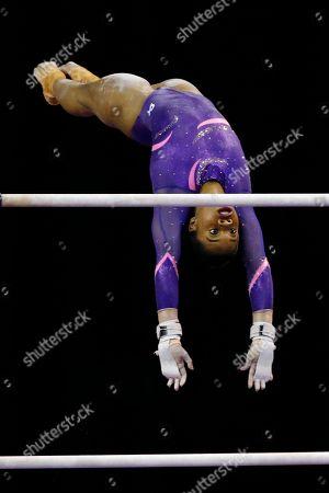Editorial picture of World Championships-First World Problems Gymnastics, Hoffman Estates, USA - 25 Jul 2015