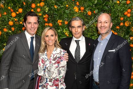 Editorial photo of 'Just Like Heaven' Fragrance Launch Dinner, New York, USA - 03 Apr 2018