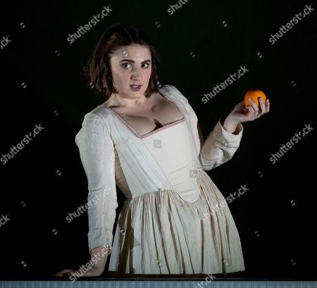 Editorial image of 'The Marriage of Figaro' Opera performed by English National Opera, London Coliseum, UK, 26 Mar 2018