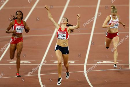 Editorial photo of Athletics Worlds, Beijing, China - 26 Aug 2015