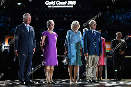 Editorial picture of Commonwealth Games 2018 opening ceremony, Carrara, Australia - 04 Apr 2018