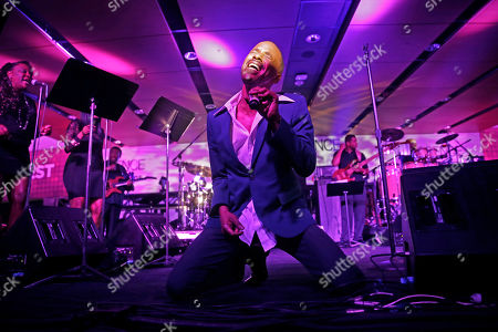 Editorial photo of Music Essence Fest Tevin Campbell, New Orleans, USA - 5 Jul 2014