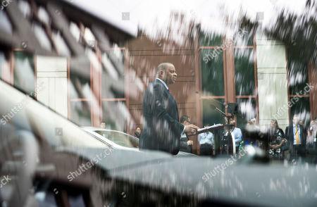 Editorial photo of Self Driving Cars, Washington, USA - 20 Sep 2016