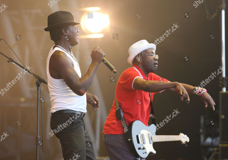 The Specials - Neville Staple and Lynval Golding