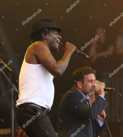 The Specials - Neville Staple and Terry Hall