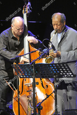 Stock Picture of Ornette Coleman