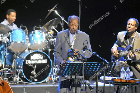 Stock Image of Ornette Coleman