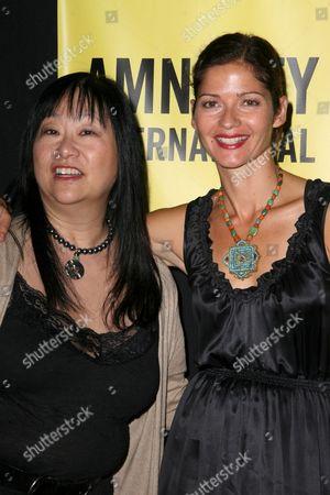 May Pang, Jill Hennessy