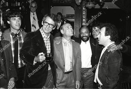 Editorial picture of Liza Minnelli Party, Los Angeles, America - 09 Apr 1983