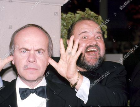 Tim Conway and Dom DeLuise