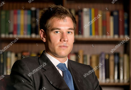 Stock Image of Patrick Hennessey