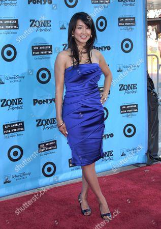 Editorial image of 'Ponyo' film premiere during the Los Angeles Film Festival, Los Angeles, America - 28 Jun 2009