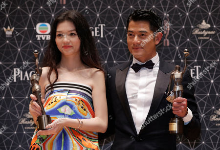 Editorial picture of Hong Kong Film Awards - 3 Apr 2016