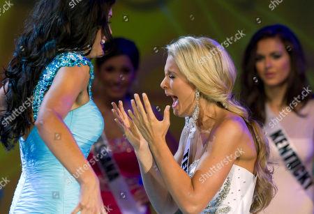 Editorial image of Miss Teen USA, Nassau, Bahamas - 16 Jul 2011