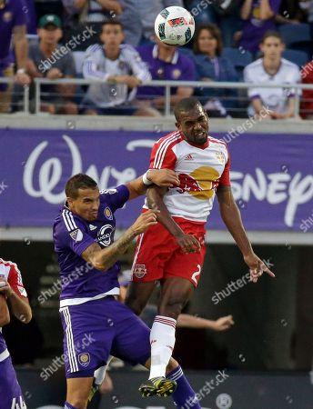 Editorial picture of MLS Red Bulls City Soccer, Orlando, USA - 6 May 2016