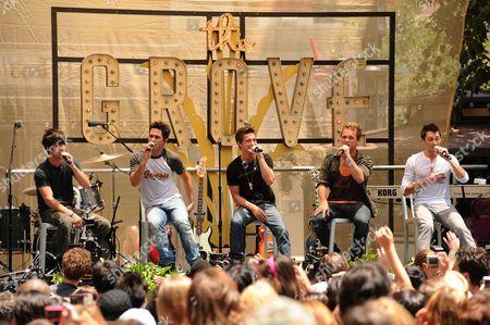 V Factory - Jared Murillo, Nathaniel Flatt, Asher Brook, Wesley Quinn, Nick Teti