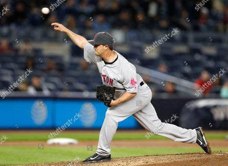 Editorial image of Red Sox Yankees Baseball, New York, USA - 8 May 2016