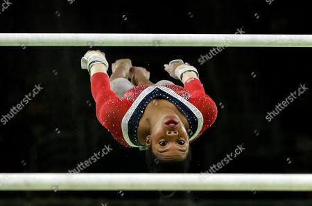 Editorial picture of Rio Olympics Artistic Gymnastics Apparatus, Rio de Janeiro, Brazil - 14 Aug 2016