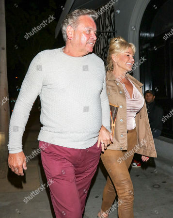 Mark Wright snr and Carol Wright