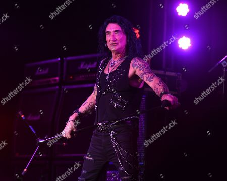 Editorial image of Michael Schenker Fest at the Ritz Ybor, Tampa, Florida, USA - 03 Apr 2018