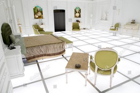 Editorial image of 2001: A Space Odyssey installation  at the Smithsonian National Air and Space Museum, Washington, USA - 04 Apr 2018
