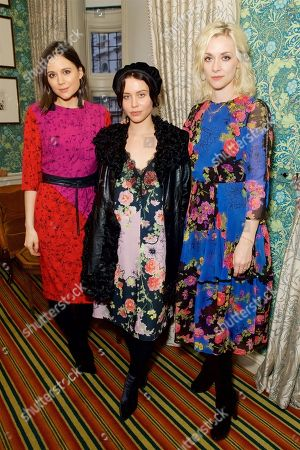 Editorial image of 'Studio by Preen' launch, London, UK - 04 Apr 2018