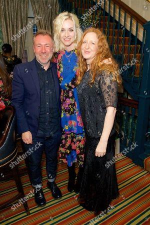 Justin Thornton, Portia Freeman and Thea Bregazzi