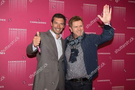 Franck Semonin and Xavier Deluc