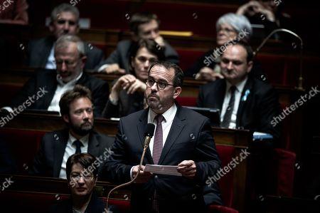 Stock Picture of Herve Saulignac
