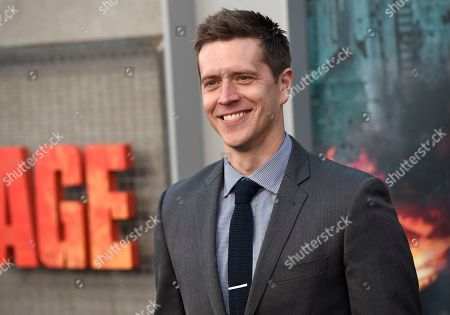 """Editorial picture of World Premiere of """"Rampage"""", Los Angeles, USA - 04 Apr 2018"""