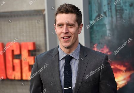 """Editorial image of World Premiere of """"Rampage"""", Los Angeles, USA - 04 Apr 2018"""