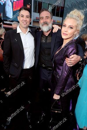 Brad Peyton, Director/Producer, Jeffrey Dean Morgan, Breanne Parhiala