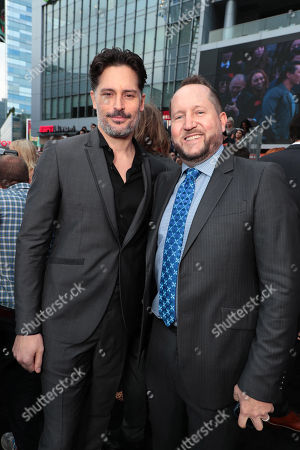 Joe Manganiello, Beau Flynn, Producer,
