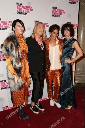 Stock Picture of Elizabeth Peyton, Cecily Brown, Lisa Phillips, Julie Mehretu