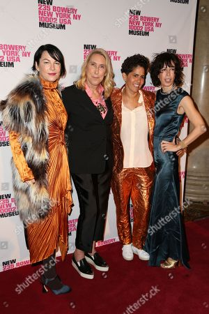 Stock Picture of Elizabeth Peyton, Cecily Brown, Lisa Phillips, Julie Mehretu