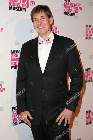 Stock Image of James Keith Brown