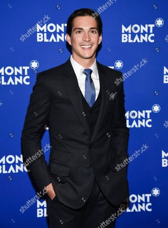 Editorial picture of Montblanc Celebrates 75th Anniversary of Le Petit Prince, New York, USA - 04 Apr 2018