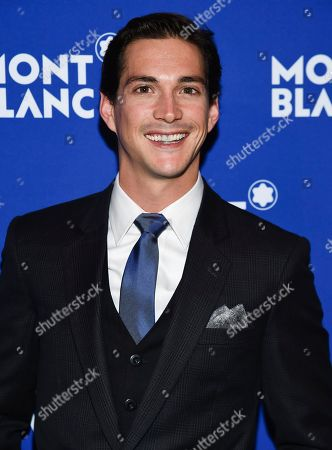 Actor Jose Dammert attends Montblanc's celebration of the 75th anniversary of Le Petit Prince at One World Observatory, in New York
