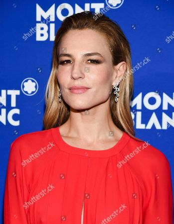 Editorial photo of Montblanc Celebrates 75th Anniversary of Le Petit Prince, New York, USA - 04 Apr 2018