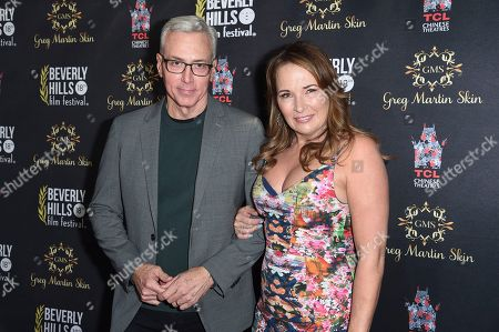 Dr. Drew Pinsky attends the Opening Night of the 2018 Beverly Hills Film Festival at the TCL Chinese 6 Theatres, in Los Angeles