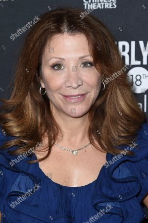 Cheri Oteri attends the Opening Night of the 2018 Beverly Hills Film Festival at the TCL Chinese 6 Theatres, in Los Angeles