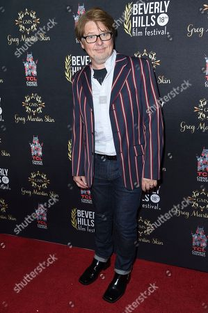 Dave Foley attends the Opening Night of the 2018 Beverly Hills Film Festival at the TCL Chinese 6 Theatres, in Los Angeles